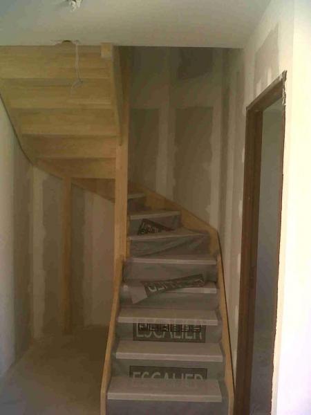 escalier en bois exotique trept lyon cr mieu pont de ch ruy bourgoin jallieu meyzieu. Black Bedroom Furniture Sets. Home Design Ideas